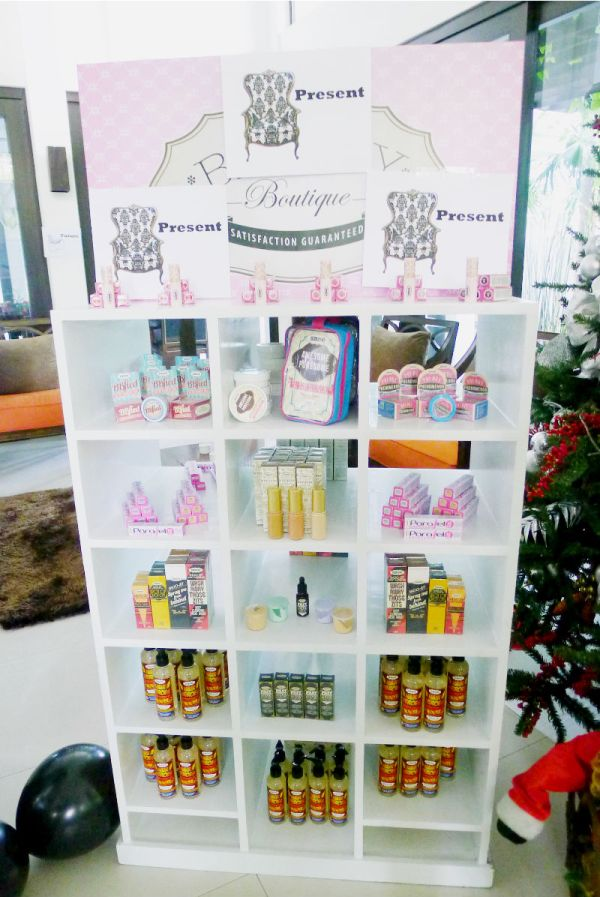 snoe present products