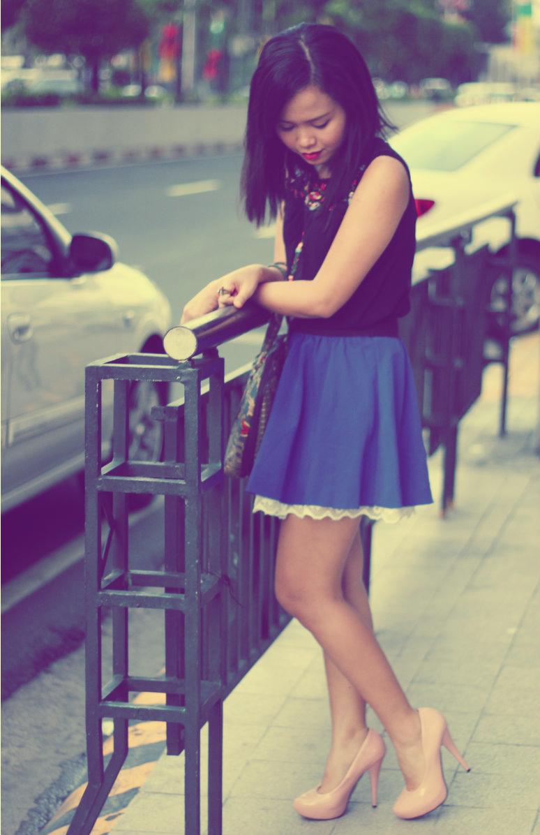 blue girl 4