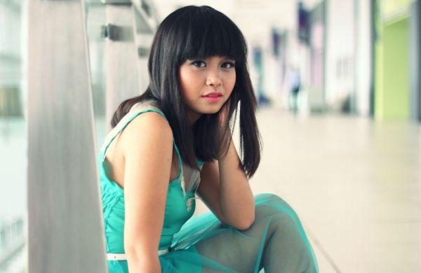 green girl 6