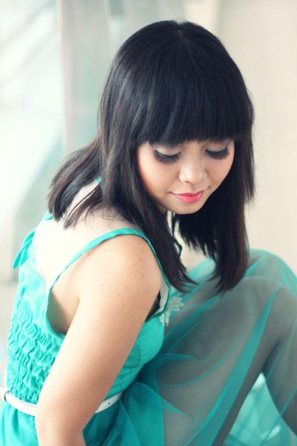 green girl 7