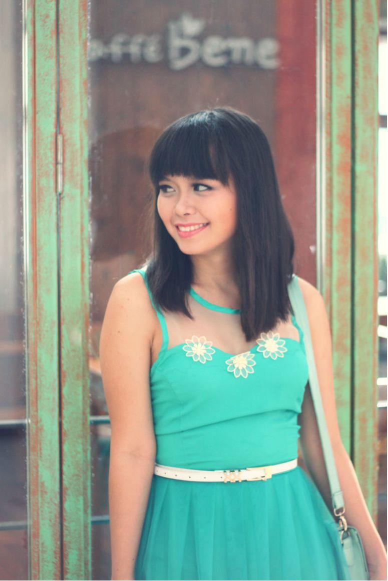 green girl 9
