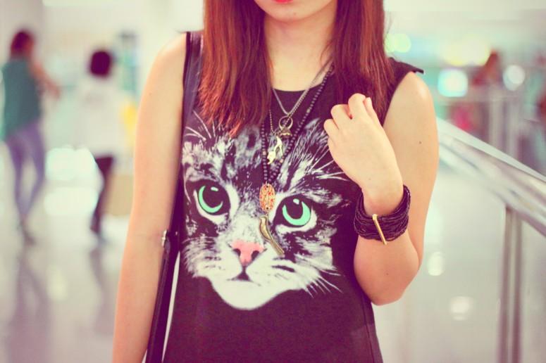 July ootd cat 7