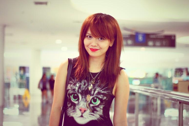 July ootd cat 8