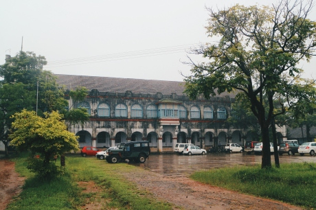 Palace of the Tippu Sultan